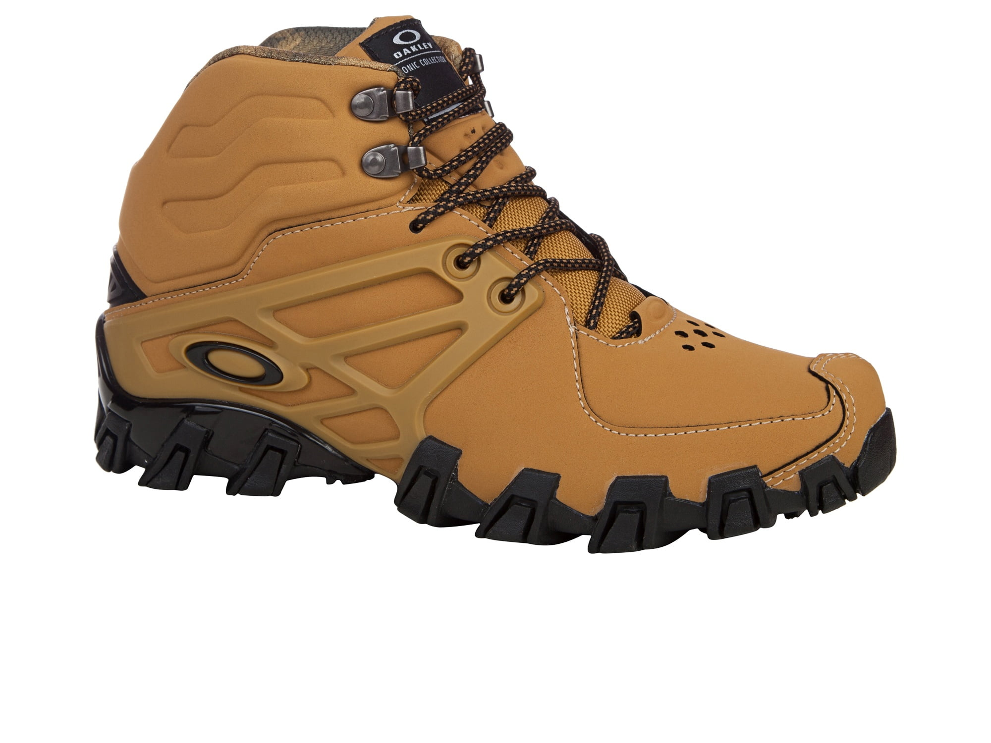 Bota oakley bunker mid copper canyon