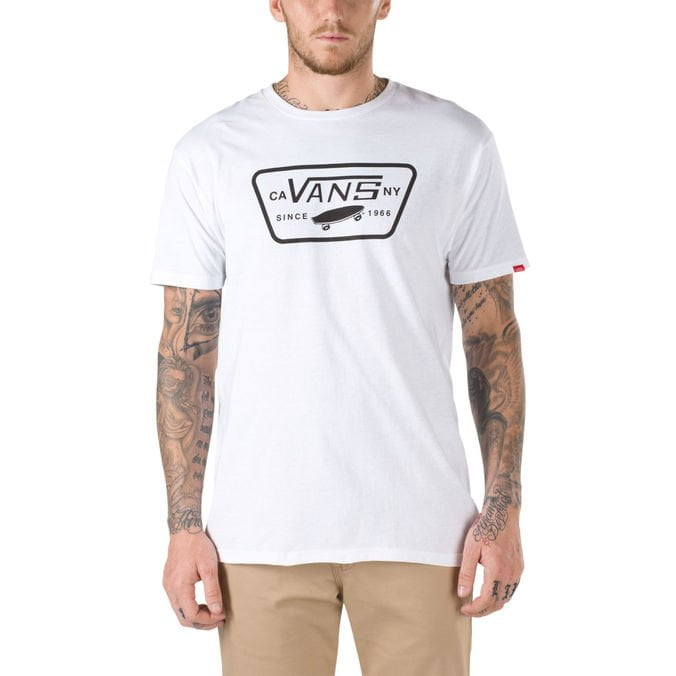 CAMISETA VANS FULL PATCH