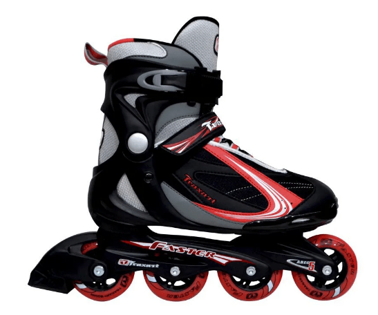 Patins Traxart Faster Red