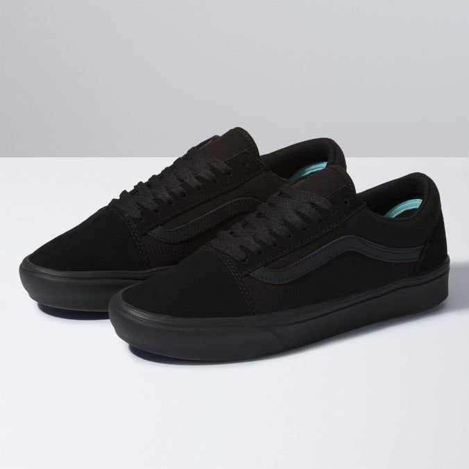 Tênis Vans Old Skool ComfyCush Black/Black
