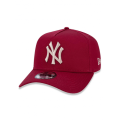 BONÉ NEW ERA NY BORDO