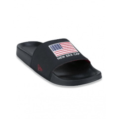 CHINELO NEW ERA SLIDE FLAG EUA