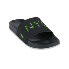 CHINELO NEW ERA SLIDE NYC PRETO/VERDE
