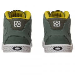 Tênis oakley Bob Burnquist 2.0 mid chinois / green