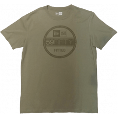 Camiseta New Era Branded Corporate Verde
