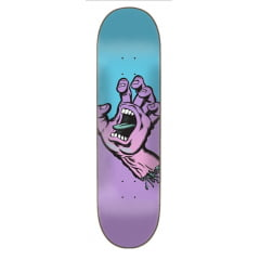 Shape Santa Cruz Maple - Pastel Screaming Hand 8.1""