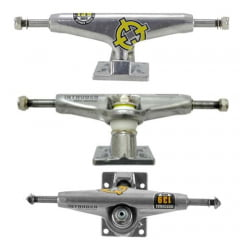 Truck Intruder Pro Series Silver 139mm