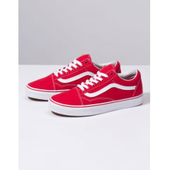 Tênis Vans Old Skool Racing Red/True/White