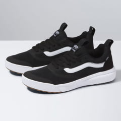 Tênis Vans Ultrarange Black/White